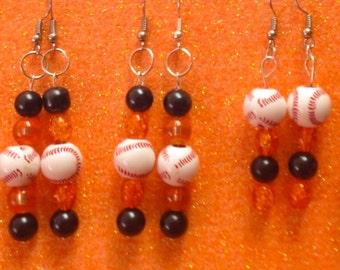 SALE SF Giants Earrings