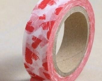 Washi Tape -  love (10M)  T4
