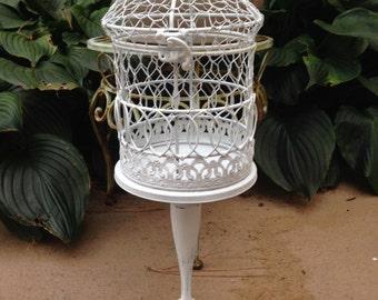 Birdcage, Wedding Birdcage, Card Holder
