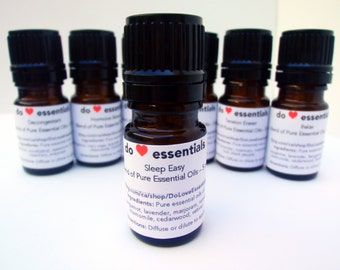 Sleep Easy - Blend of Pure Essential Oils