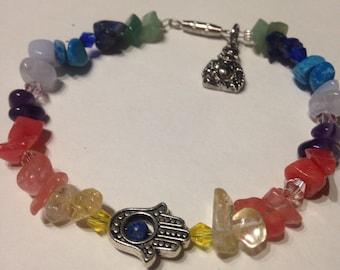 Chakra love bracelets