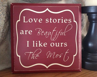 Love Stories Are Beautiful