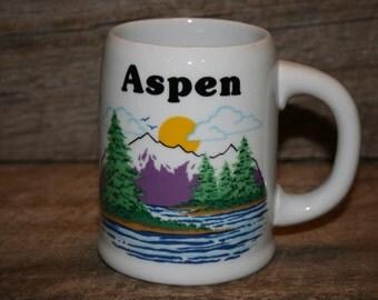 Papel aspen mug