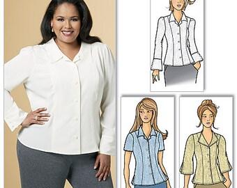 Misses'/Women's Blouse Butterick Pattern B5538