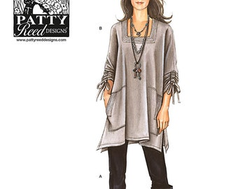 Simplicity Sewing Pattern 1543 Misses' Tunic & Knit Pants by Patty Reed