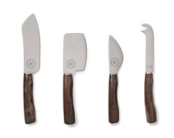 Palo Santo Cheese Knives (Set of 4)