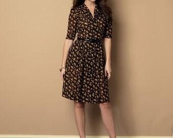 Butterick Pattern B6090 Misses' Dress