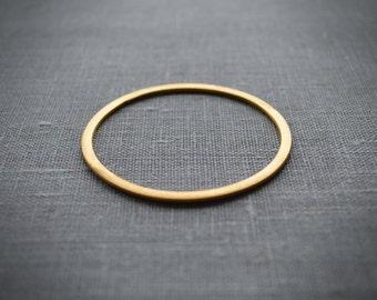 Om flat bracelet