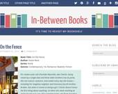 Blogger Premade Template - In-Between Books - Blog Design