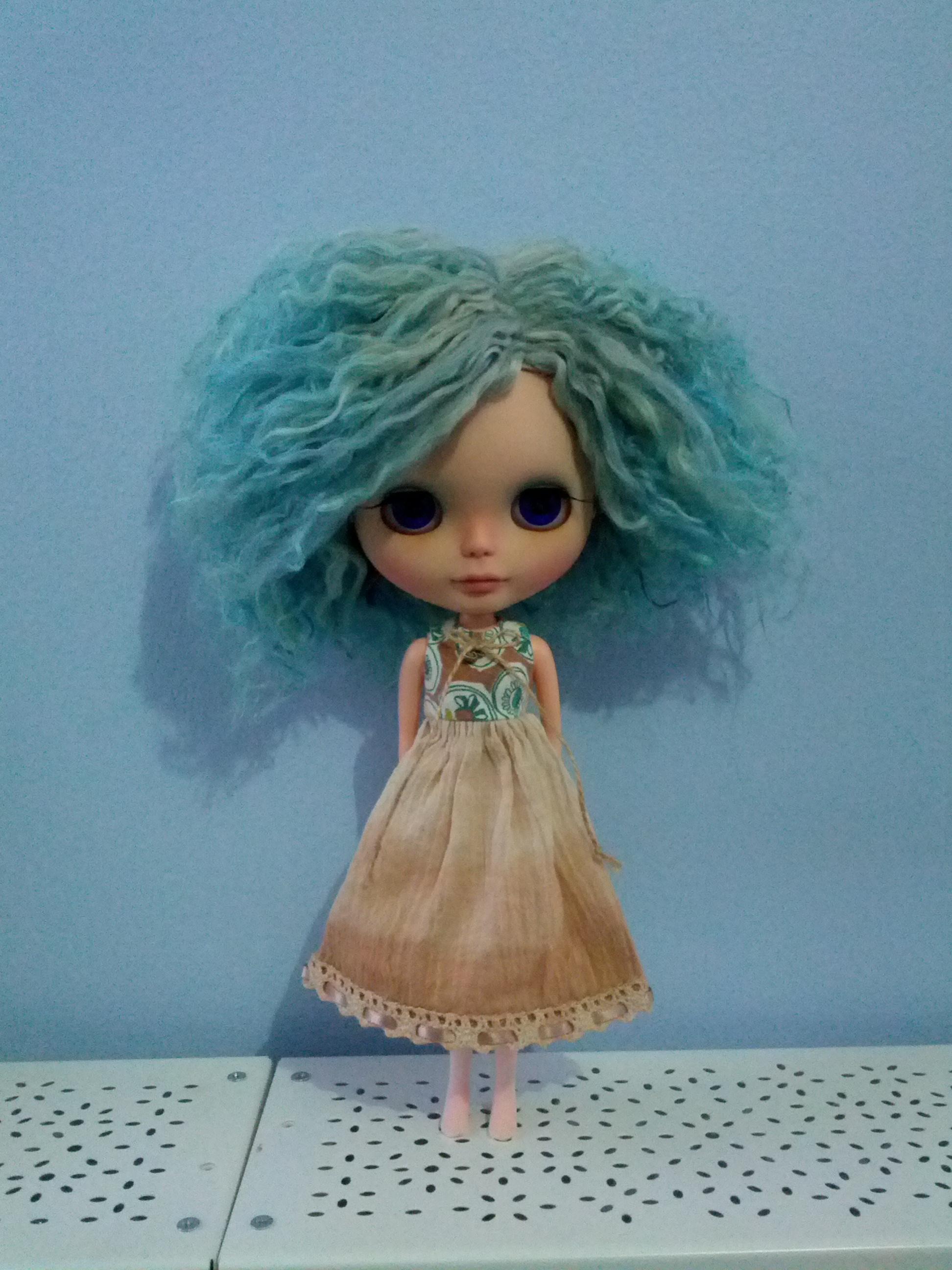Blythe Doll by Justine Hewett
