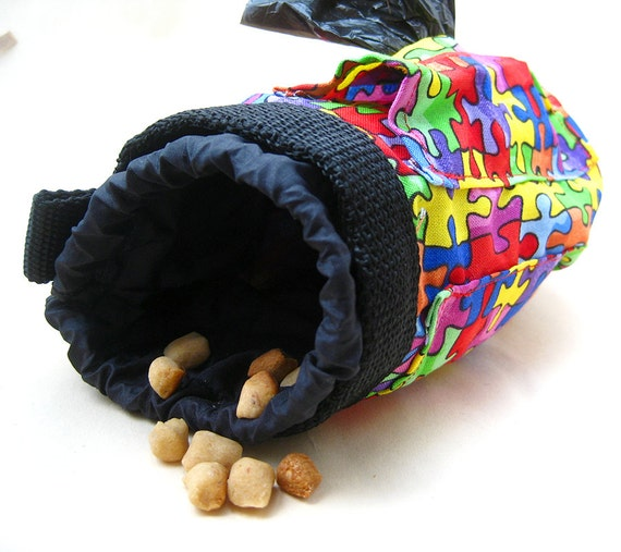 Treat Training Bag For Dog Pattern