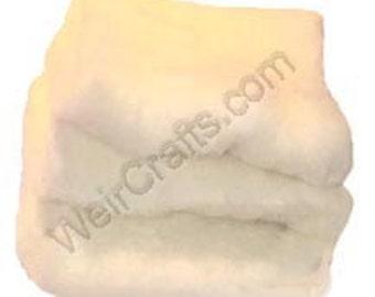Bio Wool Stuffing - one pound