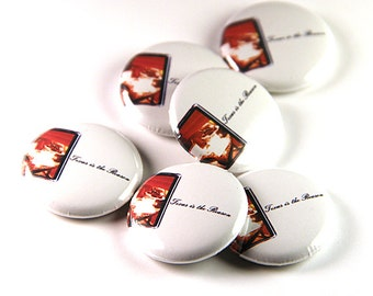 Texas Is The Reason Pinback Button