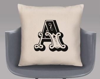 Alphabet Cushion Covers