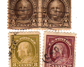 This is a U S Postage   stamp from 1921-22