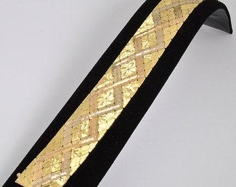 Antique 18 Kt Gold Bracelet 1970's