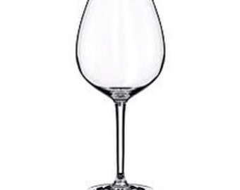 Custom Wine Glass - Personalized - Custom Decorated Wine Glass