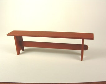 Shaker comon bench