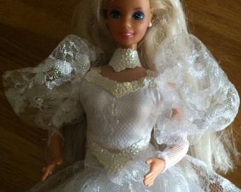 Mari e vintage barbie 1966 tr s bon tat - Barbie mariee ...