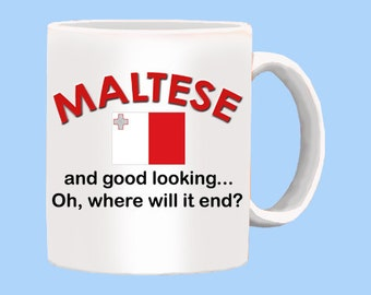 Maltese and Good Looking...