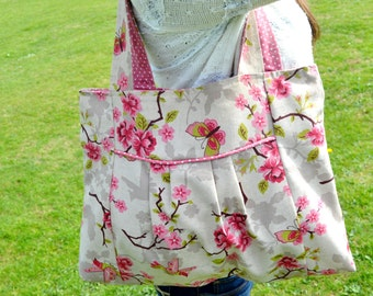 Penny Pleat Bag SEWING PATTERN