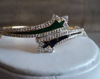 Beautiful Indian Cubic Zircon Bracelet