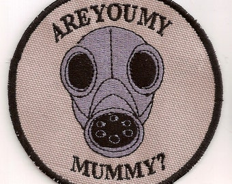 Are You My Mummy? patch