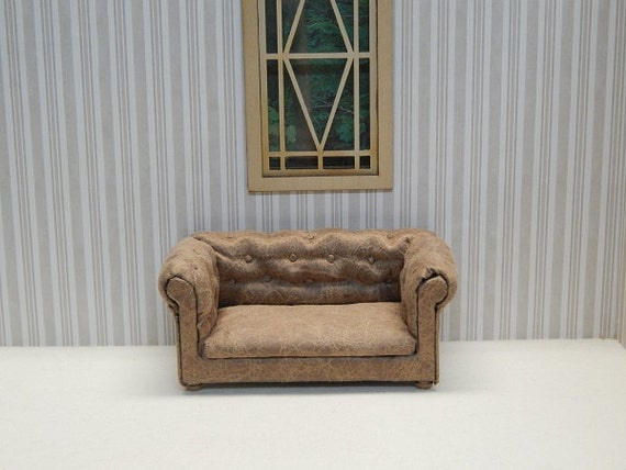 Items similar to Chesterfield Sofa on Etsy