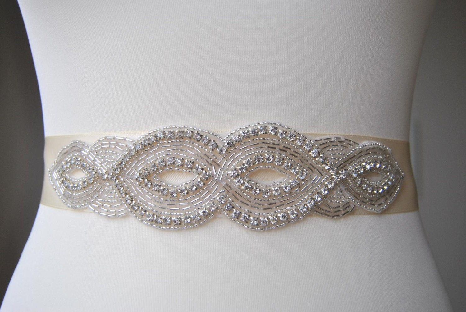 Wedding Dress Sash Belt, Luxury Crystal Bridal Sash, Rhinestone Sash,  Rhinestone Bridal Bridesmaid Sash Belt, Wedding dress sash