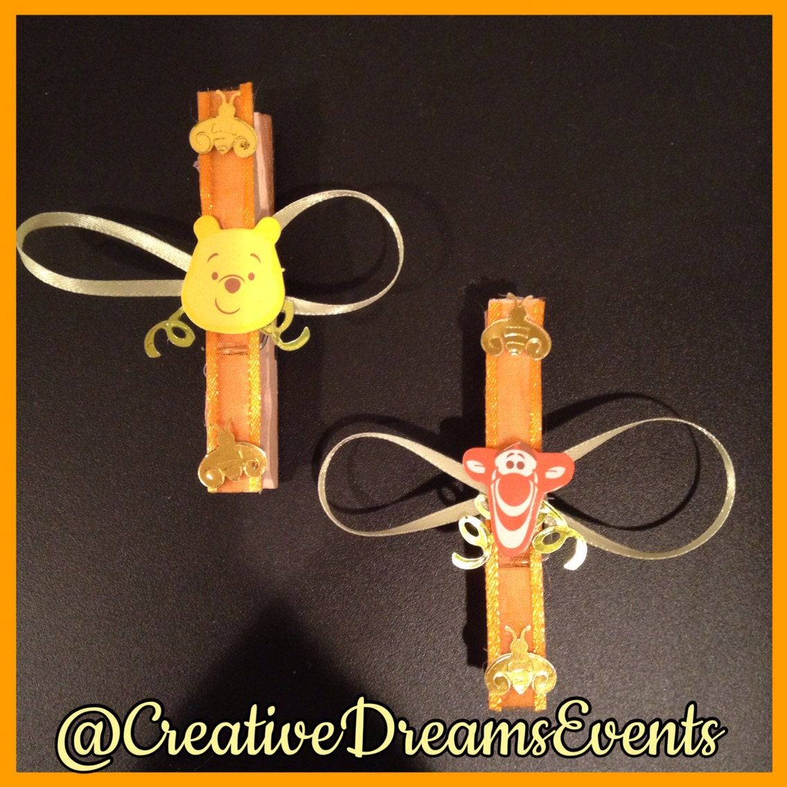 decorative clothes pin baby shower game by creativedreamsevents