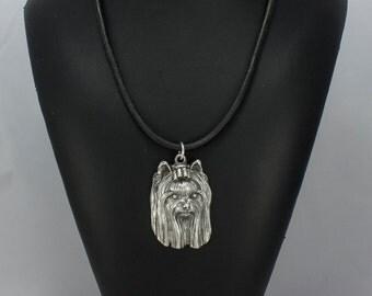 York Terrier, dog necklace, limited edition, ArtDog