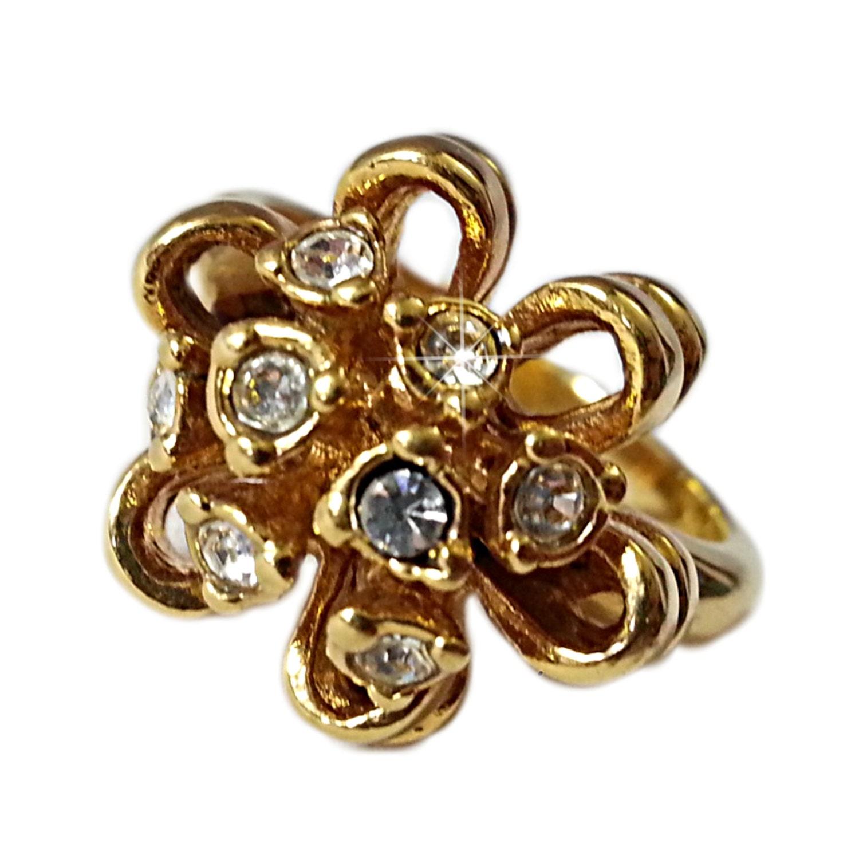 Vintage Avon Flower Ring