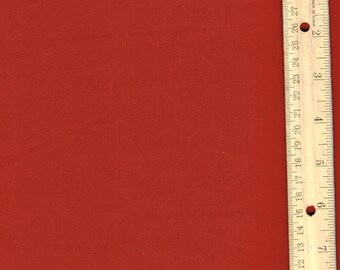 Solid Burgundy Fabric, Maroon Cotton, Fabric by the Yard, MSU color, quilting fabric