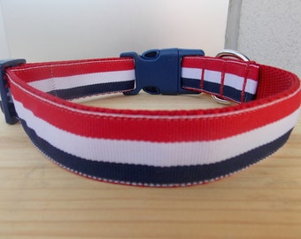 Fourth of July Dog Collar