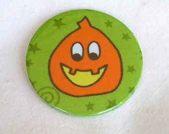 Happy Pumpkin Magnet