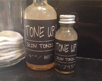 Out of this world 99% organic balancing toner for all skin types!
