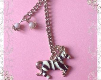 Enchanted Unicorn Bag Charm