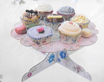 Meri Meri Love in the Afternoon Cake Stand. FREE P&P