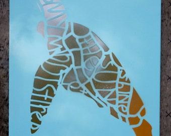 Sea Turtle Life