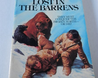 lost in the barrens farley mowat By: farley mowat lost in the barrens portrait of the author portrait of the author continued the plot line farley mowat is a canadian writer and naturalist born.