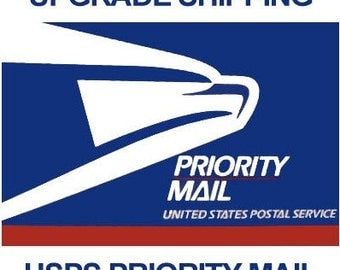 Upgrade USPS Priority Mail