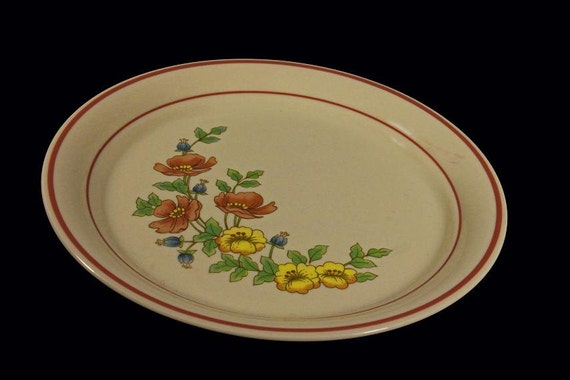 Luncheon Plate Cornerstone by Corning