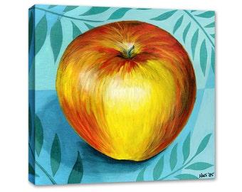 Gala Apple - Canvas Print