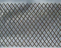 "Willow Expandable Lattice Fence Panel, 72""W X 36""H Set of 2, WSF-36"