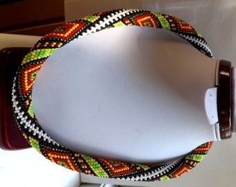Necklace style tow Bukovina