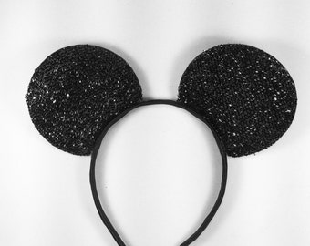 Sparkly Mickey Mouse Ears