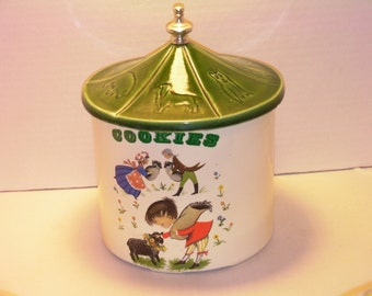 McCoy Baa Baa Black Sheep Cookie Jar