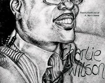 Charlie Wilson #Portrait