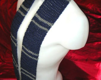Harry Potter Ravenclaw skinny girly scarf!