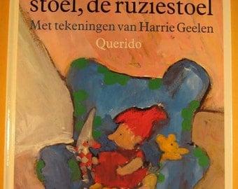 De Blauwe Stoel, De Ruziestoel by Imme Dros and Harrie Geelen